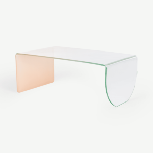 Hesta Coffee Table, Pink